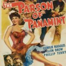 The Parson Of Panamint (1941) - Charles Ruggles  DVD