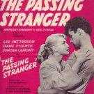 The Passing Stranger (1954) - Lee Patterson  DVD