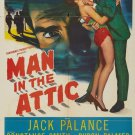 Man In The Attic (1953) - Jack Palance  DVD