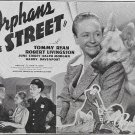 Orphans Of The Street (1938) - Robert Livingston  DVD