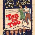 Tea For Two (1950) - Doris Day  DVD