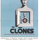 The Clones (1973) - Michael Greene  DVD