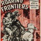 Roaring Frontiers (1941) - Bill Elliott   DVD
