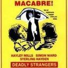 Deadly Strangers (1975) - Simon Ward  DVD