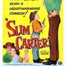Slim Carter (1957) - Jock Mahoney  DVD