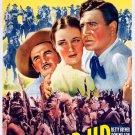 The Roundup (1941) - Richard Dix  DVD