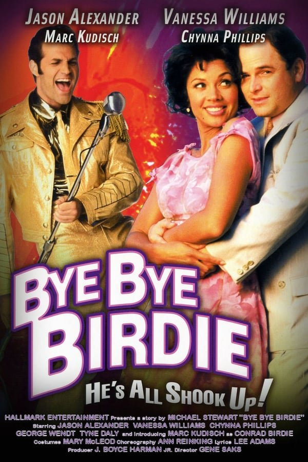 Bye Bye Birdie (1995) - Jason Alexander  DVD