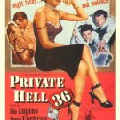 Private Hell 36 (1954) - Ida Lupino  DVD