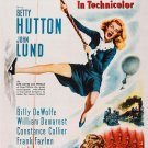 The Perils Of Pauline (1947) - Betty Hutton  DVD