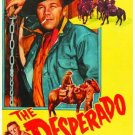 The Desperado (1954) - Wayne Morris  DVD
