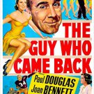 The Guy Who Came Back (1951) - Paul Douglas  DVD
