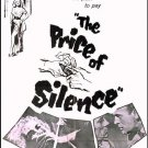 The Price Of Silence (1960) - Gordon Jackson  DVD