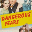 Dangerous Years (1947) - Billy Halop  DVD