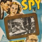 Television Spy (1939) - William Henry  DVD