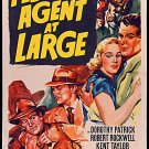 Federal Agent At Large (1950) - Robert Rockwell  DVD