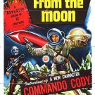 Radar Men From The Moon (1952) : The Complete Serial - George Wallace  2 DVD Set