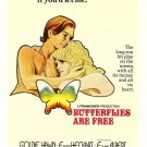 Butterflies Are Free (1972) - Goldie Hawn  DVD