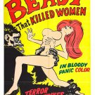 The Beast That Killed Women (1965) - Judy Adler  DVD
