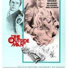 The Outside Man (1972) - Roy Scheider  DVD