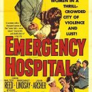 Emergency Hospital (1956) - Walter Reed  DVD