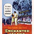 Enchanted Island (1958) - Dana Andrews  DVD