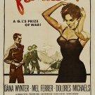 Fraulein (1958) - Mel Ferrer  DVD