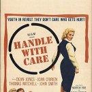 Handle With Care (1958) - Dean Jones  DVD