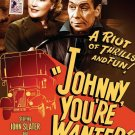 Johnny You´re Wanted (1956) - John Slater   DVD