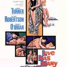 Love Has Many Faces (1965) - Lana Turner  DVD