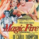 Magic Fire (1956) - Yvonne De Carlo  DVD