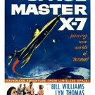 Space Master X-7 (1958) - Bill Williams  DVD