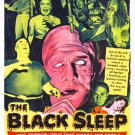 The Black Sleep (1956) - Basil Rathbone  DVD