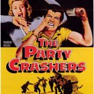 The Party Crashers (1958) - Bobby Driscoll  DVD