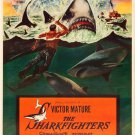 The Sharkfighters (1956) - Victor Mature  DVD