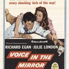 Voice In The Mirror (1958) - Richard Egan  DVD