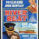 River Beat (1954) - John Bentley  DVD