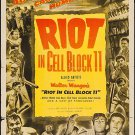 Riot In Cell Block 11 (1954) - Neville Brand  DVD