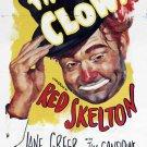 The Clown (1953) - Red Skelton  DVD