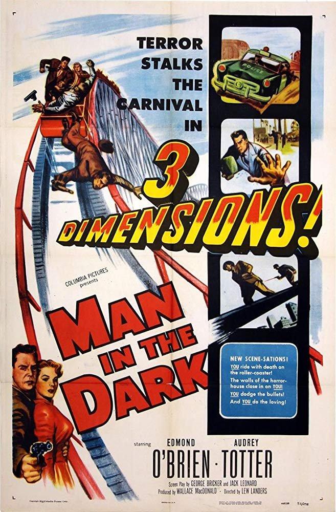 Man In The Dark (1953) - Edmond O´Brien  DVD