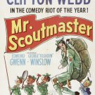 Mister Scoutmaster (1953) - Clifton Webb  DVD