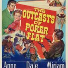 The Outcasts Of Poker Flat (1952) - Dale Robertson  DVD