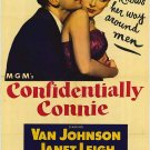 Confidentially Connie (1953) - Van Johnson  DVD