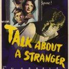 Talk About A Stranger (1952) - George Murphy  DVD