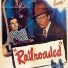 Railroaded (1947) - John Ireland  DVD