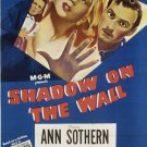 Shadow On The Wall (1950) - Ann Sothern  DVD