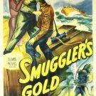 Smuggler´s Gold (1951) - Cameron Mitchell  DVD