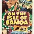 On The Isle Of Samoa (1950) - Jon Hall  DVD