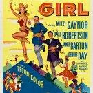 Golden Girl (1951) - Mitzi Gaynor  DVD
