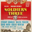 Soldiers Three (1951) - Stewart Granger  DVD