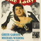 The Law And The Lady (1951) - Greer Garson  DVD